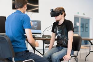 В Нижнем Новгороде покажут первый VR-симулятор болезней глаз